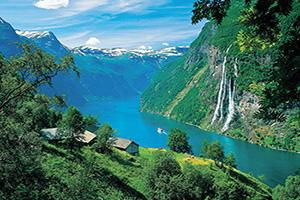 croisière norvege geiranger panorama