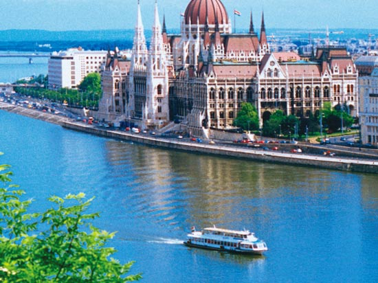 voyage europe centrale budapest hongrie