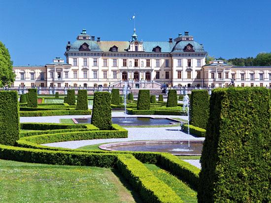 danemark copenhague chateau de rosenborg  fotolia