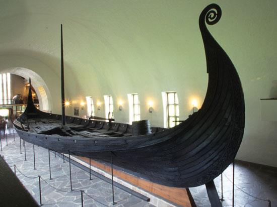 norvege oslo musee viking